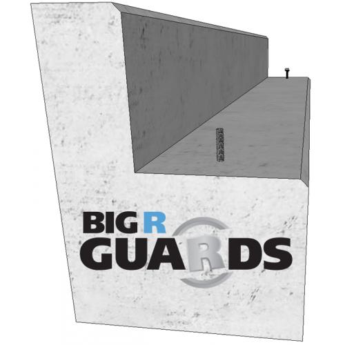 Big R Guards Standard Concrete Base (Pair)
