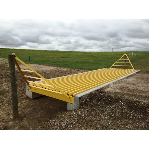 EXPRESS Cattle Guard Set (Our Stocked Cattle Guards)
